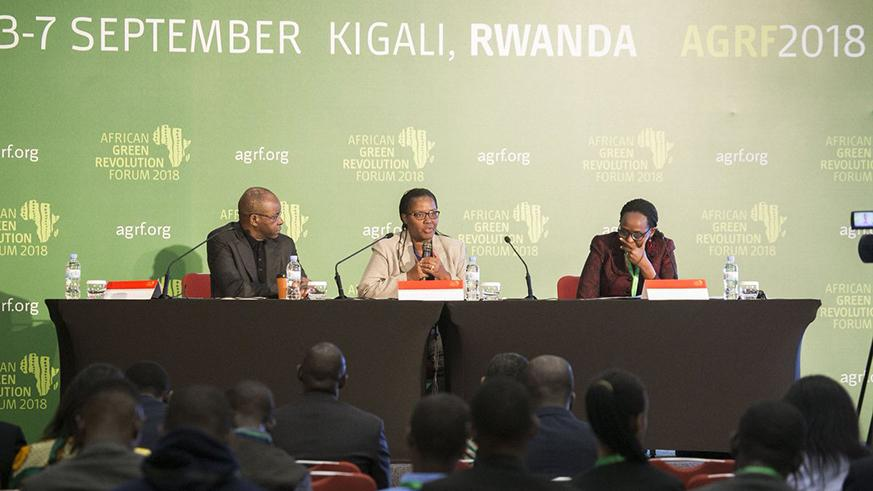 African Green Revolution Forum AGRF