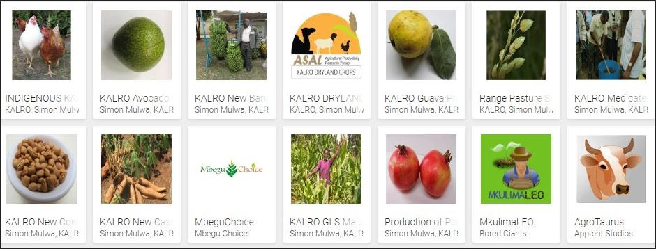 KALRO APPs1